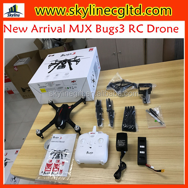 MJX BUGS 3 Brushless Quadcopter 2.4Ghz RC Drone with Camera Hobby Toys