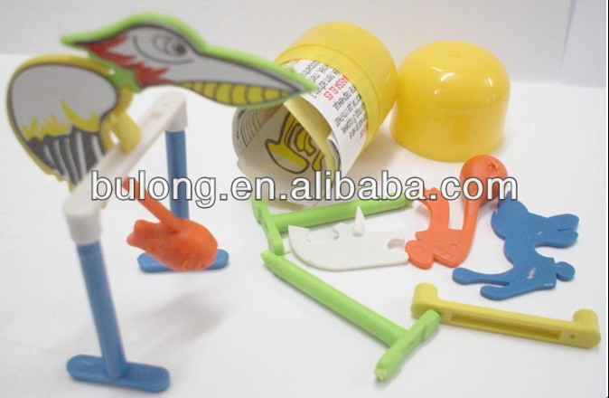 2AST AGRICULTURAL VEHICLE shaped assemble toys