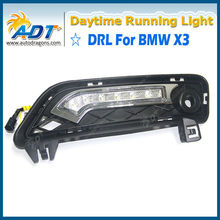 Canbus error free led daytime running light fog light for bmw x3 f25