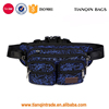 Canvas Travel Money Waist Bag for men with Adjustable Strap