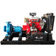 IS series horizontal 6 inch diesel farming water transfer pump