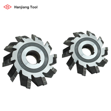 HSS, HSS-Co, PM-HSS, Carbide Milling cutters of Involute and Non-involute relief profile milling cutters