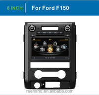 A8 Chipest Dual Core 3G WiFi Car DVD Player For Ford F150 2009-2012 With GPS Bluetooth Radio Ipod 3 Zone POP BT 20 Dics Playing