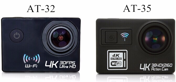 Sport Pro wifi action camera 4k xdv 1050mah 170 degree sport DV