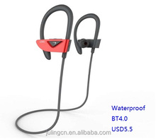 2013 new smallest Bluetooth headsets wireless headphones with hifi video.