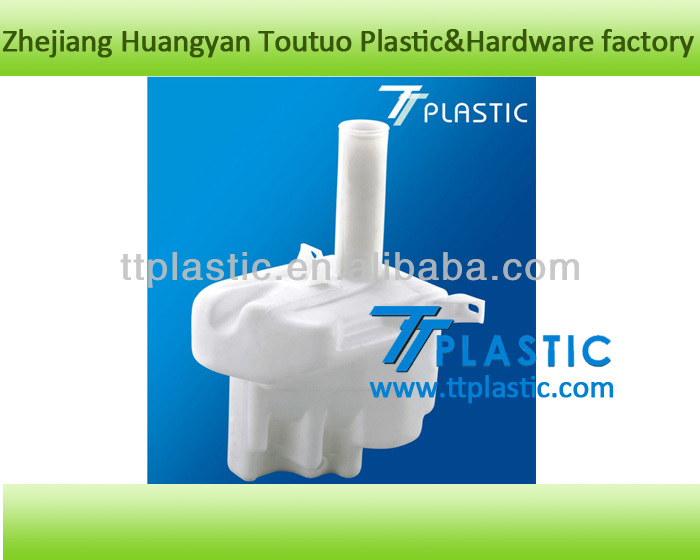 Truck washer bottle water tank blowing mould and blow moulding precess factory china TTPLASTIC