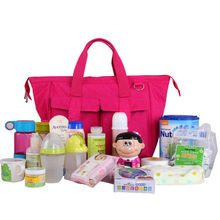 new design high quality adult baby diaper bag