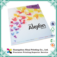 promotional folded leaflet printed, samples leaflet brochure printing factory