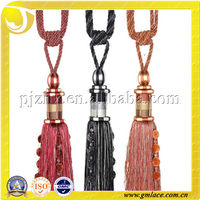 Indian Tapestries of High Quality and Wholesale Red Curain Tassel