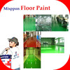 concrete epoxy floor coating for Africa market project (industrial floor paints)