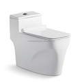 Chinese bathroom ceramic Siphonic s-trap wc toilet sanitary