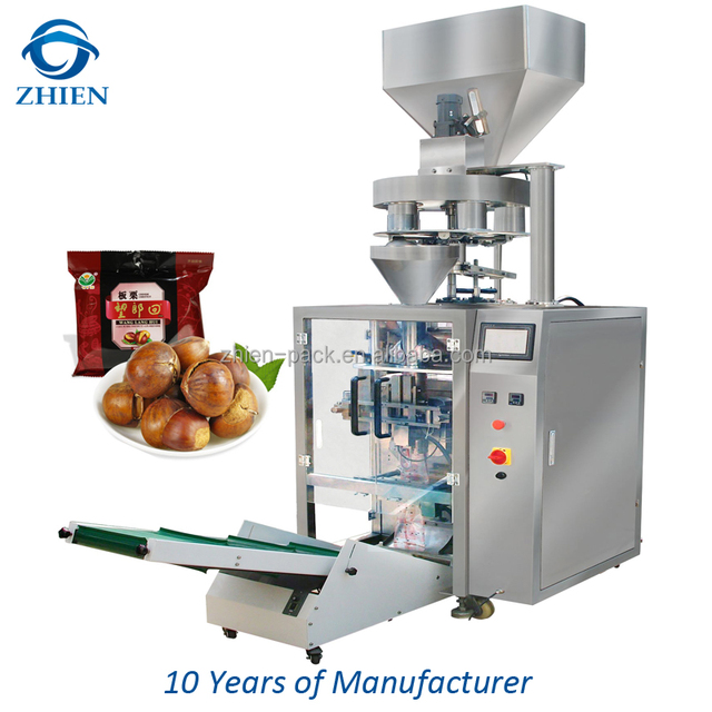 Good automatic chestnut packing machine price