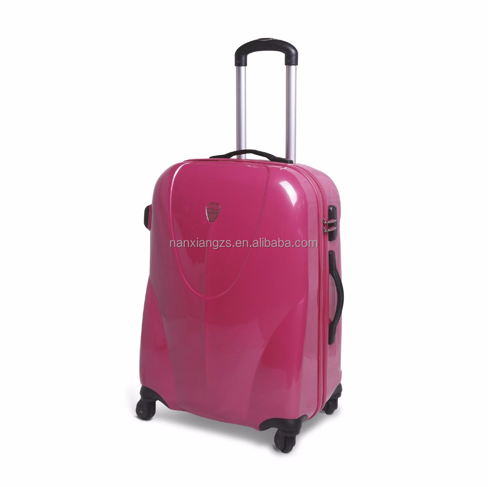 trolley abs hard case luggage set, travel suitcase factory