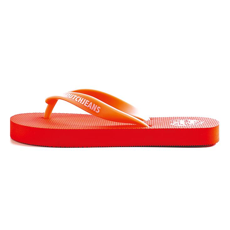 Comfortable lovely soft rubber kids wholesale beach flip flops