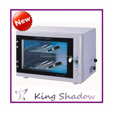 kingshadow 8030t portable high temperature uv sterilizer cabinet towel warmer (13L)
