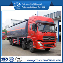DongFeng 32000L chemical liquid carrier truck