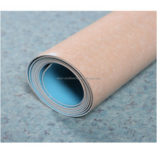Custom high quality all-size anti-slip pvc plastic floor roll