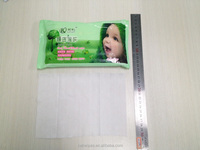 40 pcs baby wet wipes/wet wipes for baby/organic baby wet wipes