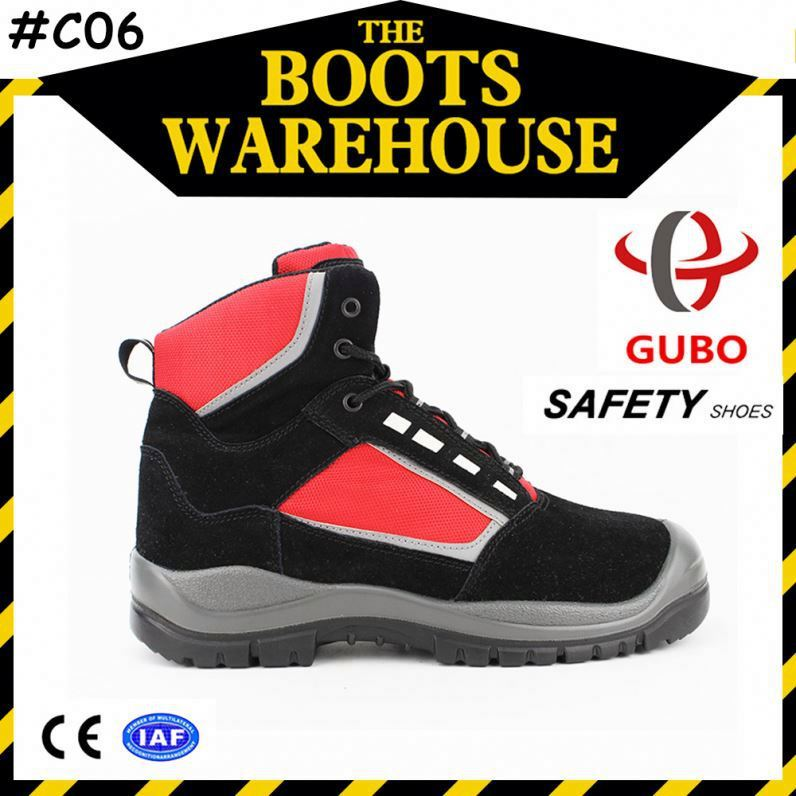 pu outsole modern design ppe supplier road safety products
