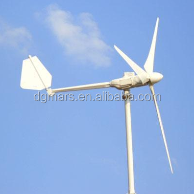 solar and wind hybrid system 20kw off-grid wind generators pitch controlled wind mill for home