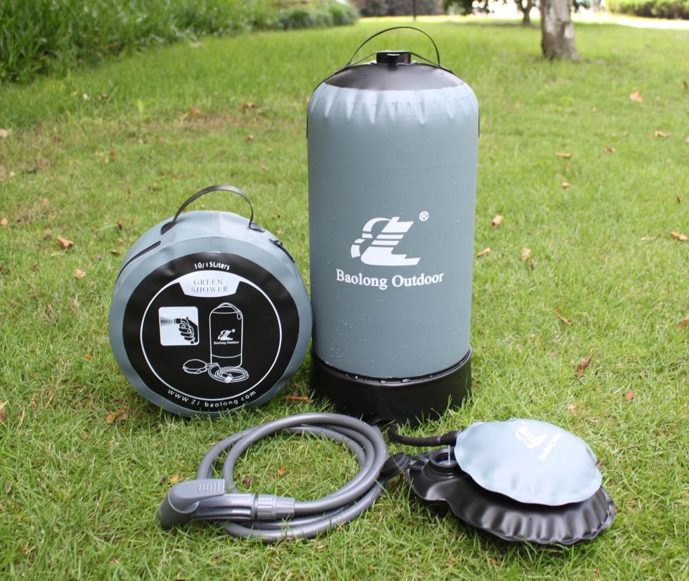 Outdoor Dusche Solar : TPU material outdoor camping und sport solar dusche tasche dusche