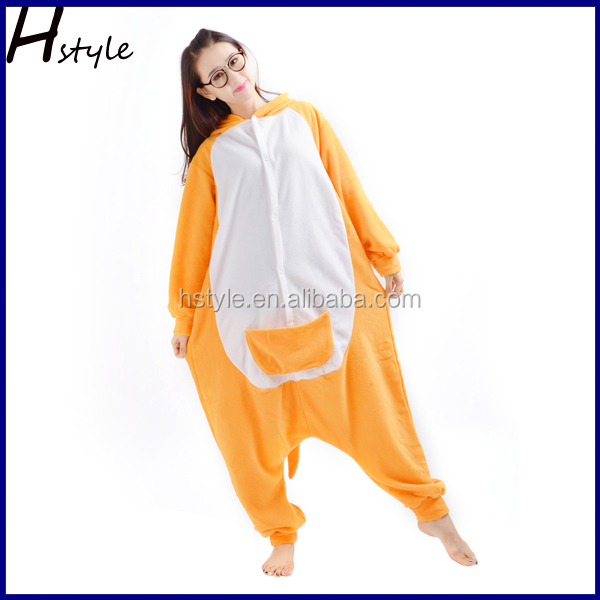 Factory Price Kangaroo Animal Kangaroo Costume Night Wear DWY018