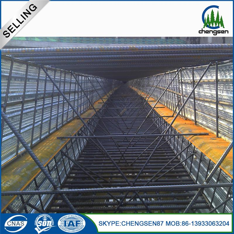 New products galvanized cheap hy-rib mesh roof gene tiles roll new construction material