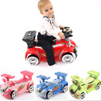 Race Way Non Powered Hot Licensed Ride On Car Opening Door Toys