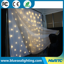 LED stage lighting wedding backdrop sky star ceiling light