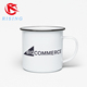 New enamel coated coffee mugs and cups & Chinese enamelware wholesale