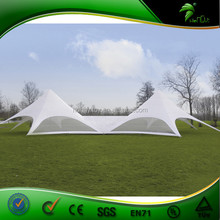 Aluminum Frame Water/fire proof Star Canopy Tent /Camping Outdoor Sart Tent For Events