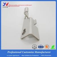Customized shower door pivot hinge for glass door