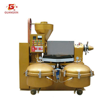 Cold And Hot Pressing Palm Oil Press Machine