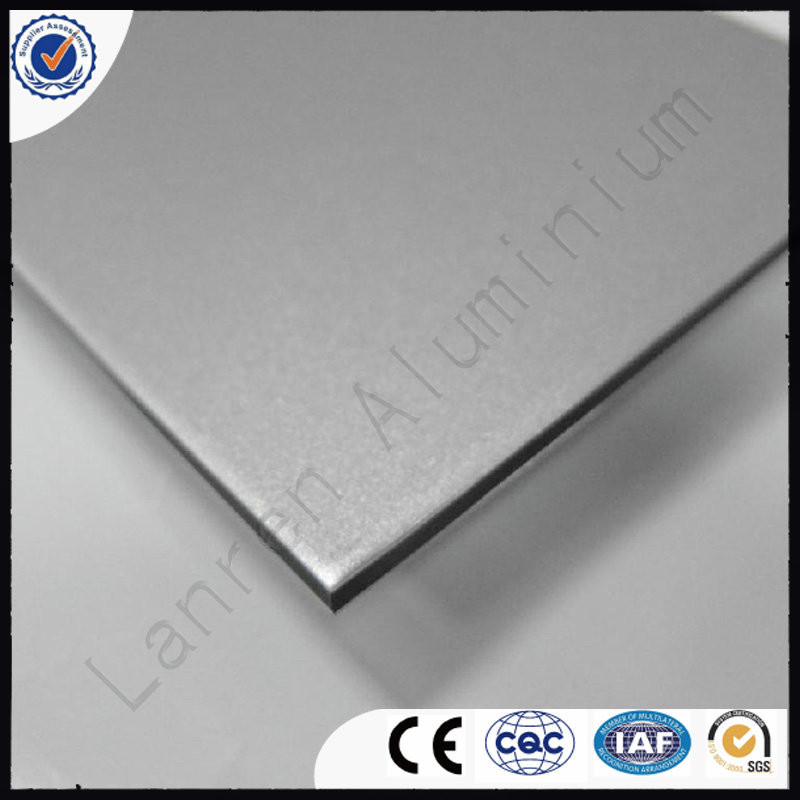 thickness 4mm Fireproof pvdf coating aluminum composite panel for building construction materials