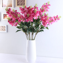 Indoor Decorative Fabric/Silk Orchid Flower/Artificial Flowers