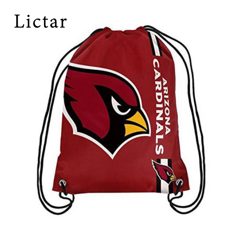 Custom Travel Bag Sport Gym Drawstring 1 Dollar Backpack