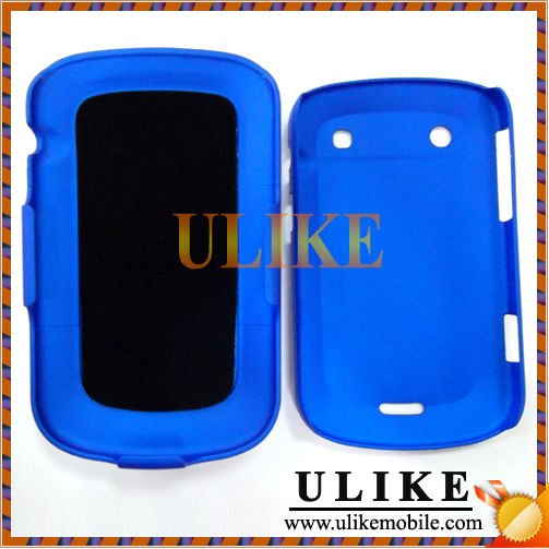 Brand New Design Belt Clip Case For BlackBerry Bold 9900 9930 With Kick Stand