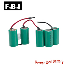 High power 4000mAh Ni-MH 7.2V rechargeable Battery Pack for power tool