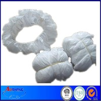 (LDPE) Clear car steering wheel cover