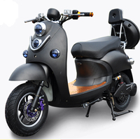 Japan Automatic Adult Electric Motorcycle