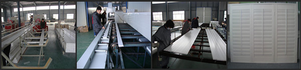 MARCH EXPO Extruded PVC Shutter Profiles Decor Frames