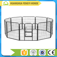 Foldable Pet Dog Playpen Kennel Crate/Pet Playpen Cage