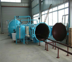 Stable Performance Autoclave Machine for Timber Treatment