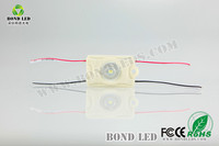 factory sell high power Samsung DC12V 3LEDS SMD2835 led module with lens for light box www sex.photos com
