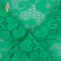 polyester knitting sexy mesh fabric made in China