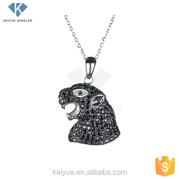 Fashionable cute quantum big stone albanian eagle pendant design price in india
