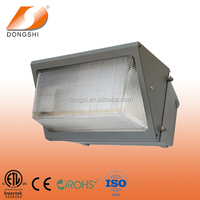 Grey housing outdoor wall lamp for garden
