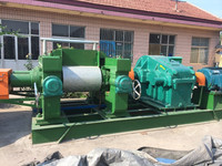 Tyre Crushing Equipment Used In Rubber Powder Industry