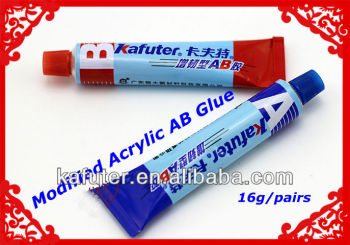 Kafuter- Modified Acrylic AB Glue&AB Glue