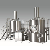 5HL craft beer brewery equipment for bar and restaurant, high quality